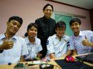 Mr Jirat Jamsawang: The Kingdom of Thailand