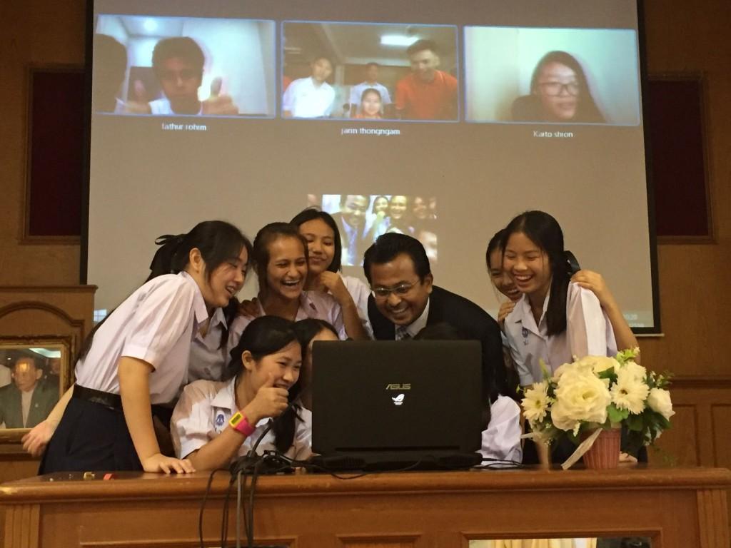 ครูรางวัลสมเด็จเจ้าฟ้ามหาจักรีมาเลเซีย ใช้ ICT ทลายกำแพงการเรียนรู้ 'ไทย-มาเลย์'