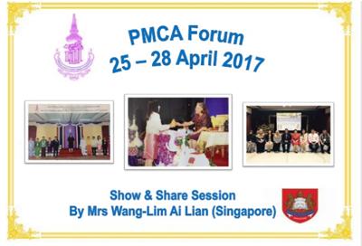 Show share 2017- Singapore