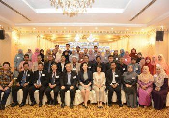 พิธีเปิดการประชุมเชิงปฏิบัติการ PMCA Classrooms Connected