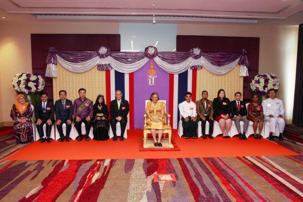 สมเด็จพระกนิษฐาธิราชเจ้า กรมสมเด็จพระเทพรัตนราชสุดา ฯ พระราชทานรางวัลสมเด็จเจ้าฟ้ามหาจักรี ปี 2562