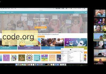 เครือข่ายรางวัลสมเด็จเจ้าฟ้ามหาจักรีร่วมอบรม Digital Literacy Enrichment : ครูไฮเทคไฮทัชปรับตัวกับสไตล์การเรียนรู้ใหม่